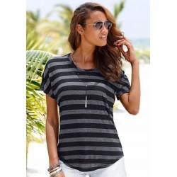 BEACH TIME dámské tričko