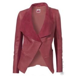 TRAVEL COUTURE luxusní kožená bundička (pozor v hnědé barvě)