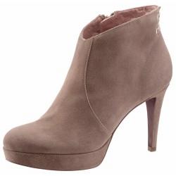 TAMARIS dámské boty na vysokém podpatku