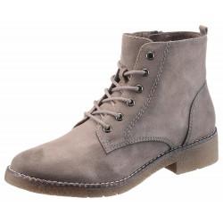 TAMARIS dámské boty se šněrováním a zipem