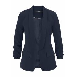 VERO MODA tmavě modrý blazer