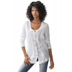 LINEA TESINI bluza s krajkou