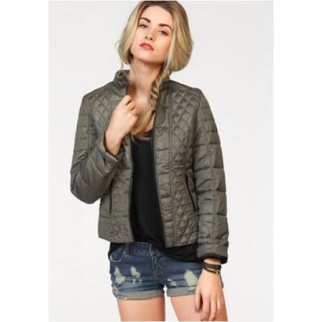 AJC dámská khaki bunda