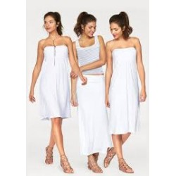 AJC sukně-šaty 2v1